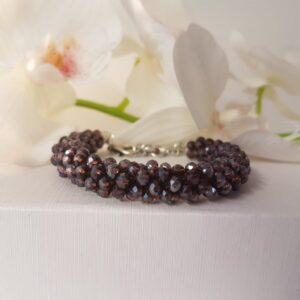 Kumi Design Armband paars
