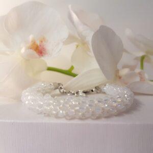 Kumi Design Armband wit